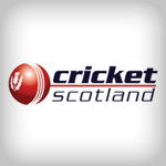 Cricket Scotland Logo