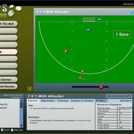 G.A.P.S. Hockey Teaching/Coaching Software