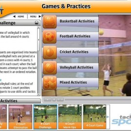 Active Sport – Games & Practices