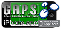 GAPS Sports Coaching app