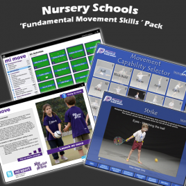 Nursery Schools 'Fundamental Movement Skills' Pack