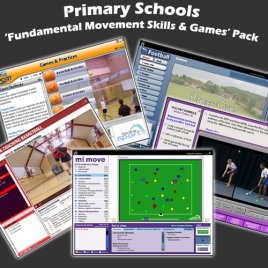 Primary Schools 'Fundamental Movement Skills & Games' Pack